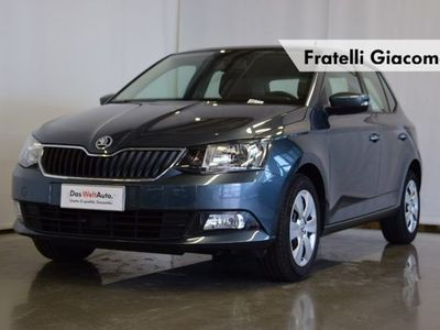 usata Skoda Fabia Fabia 1.4 TDI 75 CV Business1.4 TDI 75 CV Business