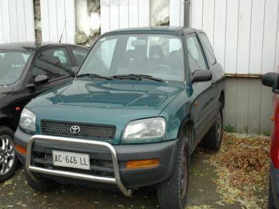 usata Toyota RAV4 16V 3 porte