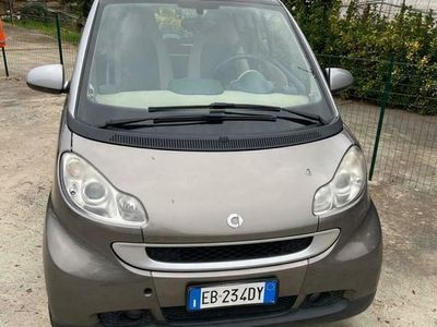 usata Smart ForTwo Coupé Fortwo 1000 45 kW MHD pure