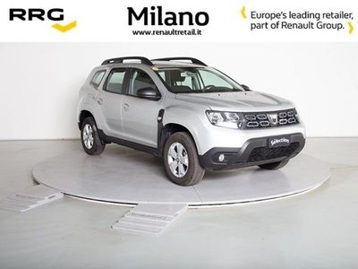 usata Dacia Duster 1.5 dCi 110CV 4x2 Ambiance del 2018 usata a Baranzate