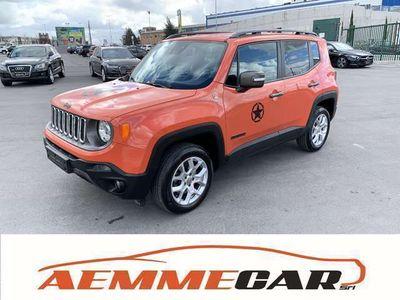 usata Jeep Renegade 2.0 Mjt 170CV 4WD Active Drive TRAILHAWK