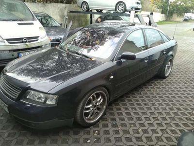 usata Audi A6 2.7 V6 turbo cat quattro Advance