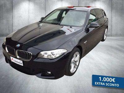 usata BMW 520 SERIE 5 TOURING d Touring Msport 190cv