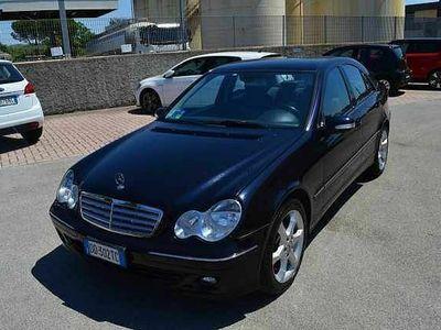 usata Mercedes C220 cdi Avantgarde Sport