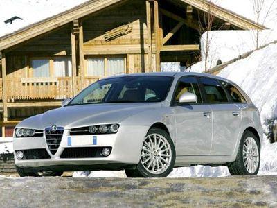 usata Alfa Romeo 159 1.9 JTDm 16V Sportwagon Distinctive Navi rif. 12754930