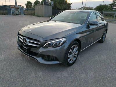 usata Mercedes C350e C 350 e Automatic SportAutomatic Sport