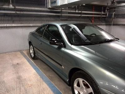 used Peugeot 406 Coupe 2.2 16V HDi cat Plus FAP
