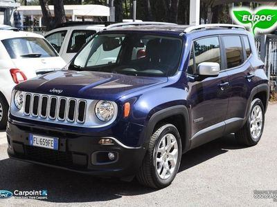 second-hand Jeep Renegade 1.6 mjt Limited fwd 120cv E6