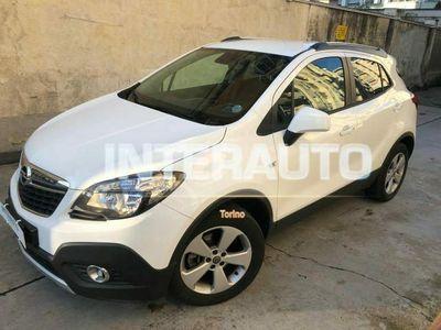 usata Opel Mokka 1.7 CDTI Ecotec 130CV 4x2