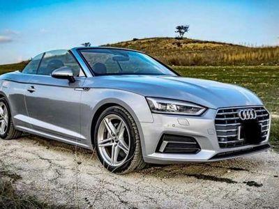 usata Audi A5 Cabriolet 40 TDI quattro S tronic Design