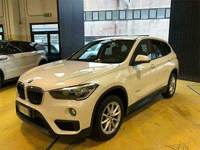 usata BMW X1 X1sDrive18d Business Automatic