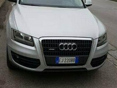 usata Audi Q5 anno 2011 170 cv 125kw