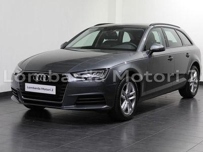 usata Audi A4 Avant 30 2.0 tdi Business 122cv s-tronic my16