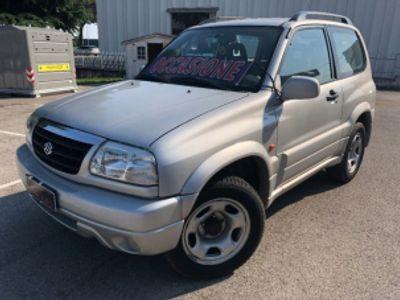 usata Suzuki Grand Vitara 1.6i 16V cat 3 porte rif. 9778554