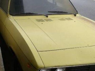 usata Opel Manta coupe' Anni 70 Funzionante