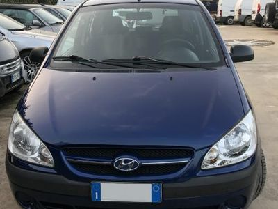 usado Hyundai Getz 12v 5p. like benzina