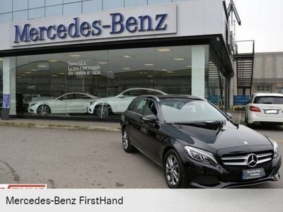 usata Mercedes C200 D SW SPORT AUTOMATICA