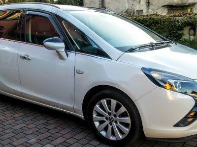usata Opel Zafira Tourer 150 cv - metano - 2013