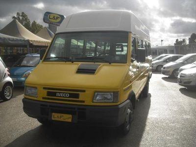 usata Iveco Daily Scuolabus 28 Posti Con Porta Elettrica Usato