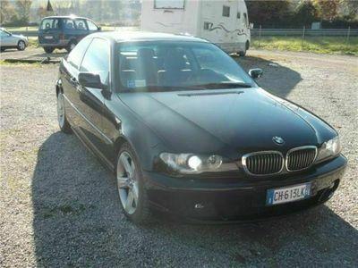 usata BMW 330 Serie 3 (E36) Cd cat Coupè