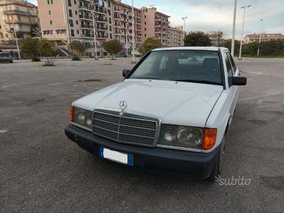 używany Mercedes 190 1.8 - 1991