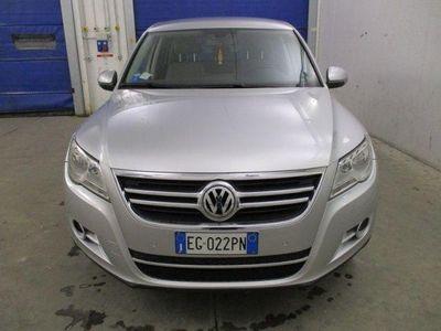 begagnad VW Tiguan 1.4 TSI TREND&FUN BM