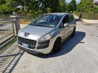 usata Peugeot 3008 1.6 VTi 120CV Tecno