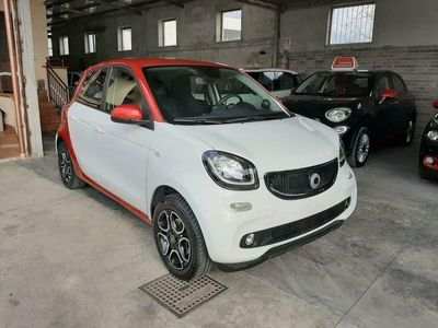 usata Smart ForFour Forfour70 1.0 twinamic Passion