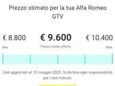 usata Alfa Romeo GTV Gtv 2.0i 16V Twin Spark cat L