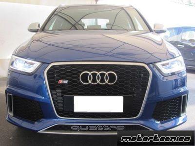 usata Audi RS Q3 2.5 TFSI quattro S tronic UFFICIALE ITALIANA