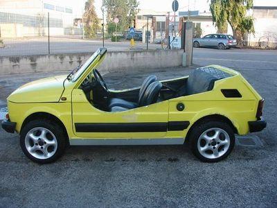 usata Fiat 126 A1Cabrio