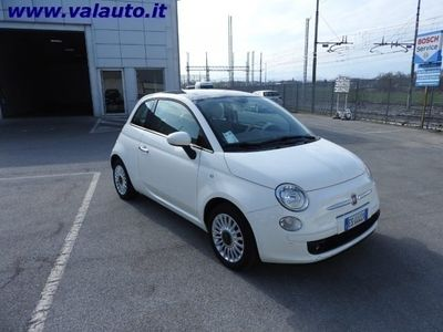gebraucht Fiat 500 -- 1.2 EASYPOWER LOUNGE GPL