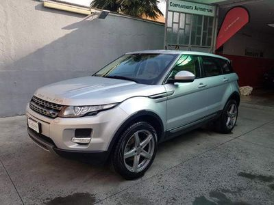 brugt Land Rover Range Rover evoque 2.2 Sd4 5p. Pure UNICO PROPRIETARIO KM.