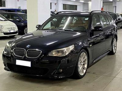 usata BMW 535 Serie 5 Touring Msport Eccelsa