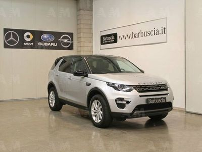 used Land Rover Discovery Sport Discovery Sport2.0 TD4 150 CV SE