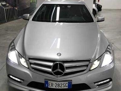usata Mercedes 220 Classe E CoupéCDI Coupé Premium del 2013 usata a Ancona