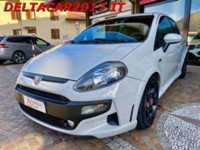 usata Abarth Punto Evo 1.4 16V Turbo Multiair SABELT GRIGIO CAMPOVOLO