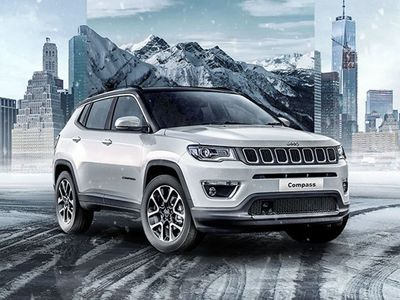 brugt Jeep Compass 2.0 Multijet II 4WD Business
