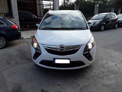 usata Opel Zafira Tourer 2.0 CDTi 130CV Cosmo 7 POSTI