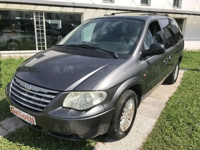 usata Chrysler Voyager 2.8 CRD cat LX Leather Auto usato