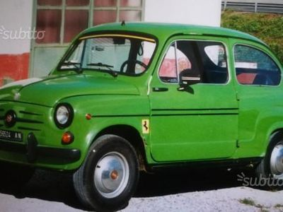 gebraucht Fiat 750 - Anni 60