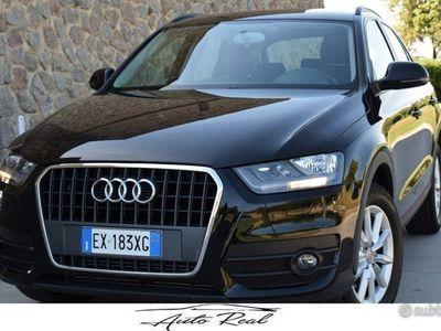 "usata Audi Q3 2.0 TDI BUSINESS+17""+NAVI+S&S+LED+SENS.P"