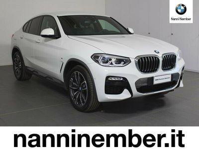 usata BMW X4 xDrive20d Msport-X M sport
