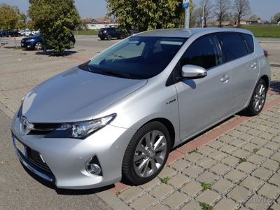 brugt Toyota Auris Hybrid LOUNGE full optional