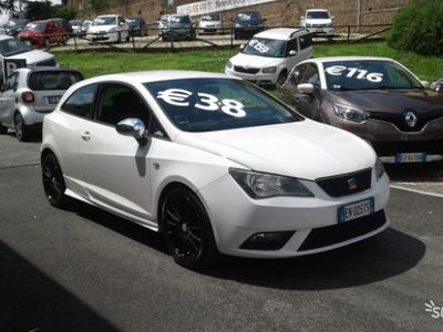 used Seat Ibiza FR 1,4 cc 86 cv