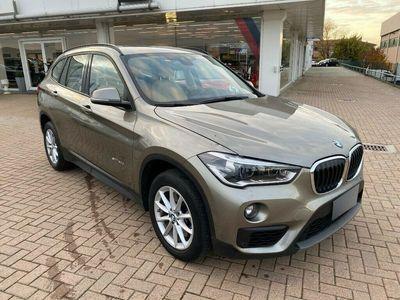 usata BMW X1 sDrive20d Advantage del 2018 usata a Alessandria