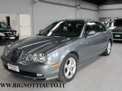 usata Jaguar S-Type (X202) 3.0 V6 24V cat Executive