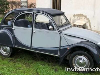 usata Citroën 2CV 6 charleston tutta originale