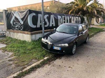 usata Alfa Romeo 147 1.9 JTD (120) 5 porte Exclusive UNICO PROPRIETARIO