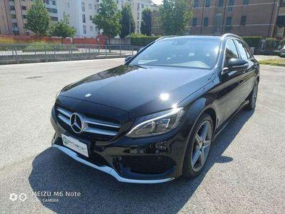 usata Mercedes C250 Classe C (W/S202)d S.W. 4Matic Automatic Premium